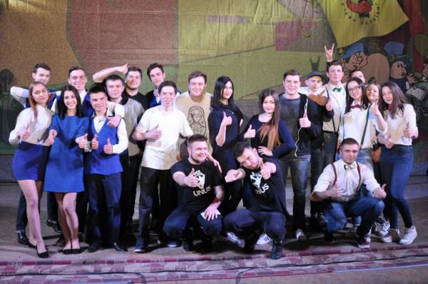 Аграрна КВН України у нашому рідному університеті