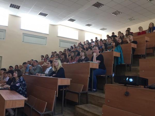 Під час Міжнародної науково-практичної конференції в Умані науковці шукали шлях вирішення логістичних проблем в Україні