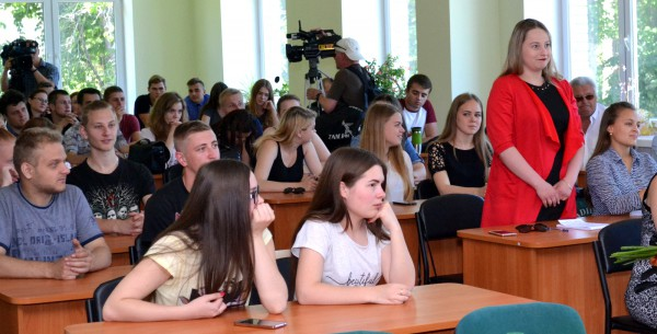 Борис Колесніков: Якісна освіта та гарна практика – ось головне знаряддя для досягнення мрії