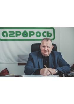 Євич Петро Петрович, директор ТОВ «АгроРось», кандидат с.-г. наук, заслужений працівник сільського господарства, закінчив факультет агрономії в 1979 році.