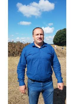 Однороженко Олександр Миколайович, заступник директора з виробництва ТОВ «ТАС АГРО», випускник 2002 року