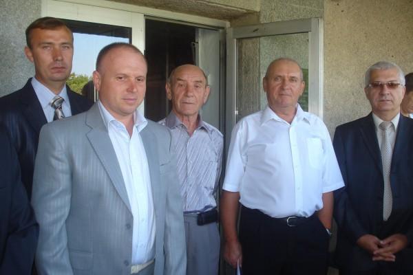Викладачі відділення (1 вересня 2012)