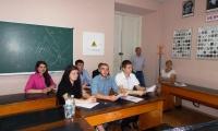 Захист дипломних робіт за спеціальністю 206 «Садово-паркове господарство»