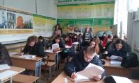 I етап Всеукраїнської студентської олімпіади на кафедрі