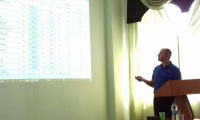 Вітаємо Віталія Володимировича Любича з успішним захистом докторської дисертації!!!