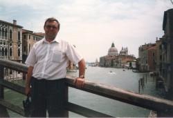 Професор Г.М. Господаренко під час  підвищення кваліфікації в Італії
