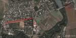 Факультет агрономії: територія до тину університету в напрямку площі Перемоги по вул. Інтернаціональна